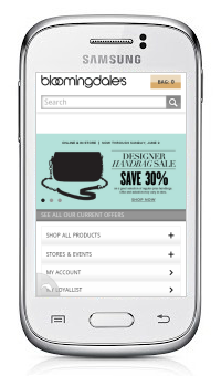 Native HTML5 Mobile Apps | mCommerce Apps