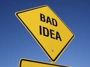 Brewster County Tourisim Council | Book-Direct | Bad Idea