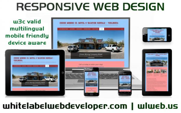 Web Developer Presidio Texas