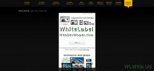 Web Developer West Texas - Responsiveness